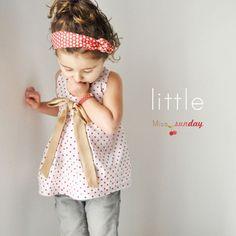 Little Miss Sunday Top 3 mois au 3 ans - Ah non pas elle !