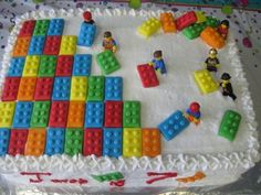 Simple and Easy Birthday Party Food for Kids - Jello -You can find Lego birthday and more on our website.Simple and Easy Birthday Party Food for Kids - Jello - Ninjago Party, Lego Birthday Party, 19th Birthday, 6th Birthday Parties, Boy Birthday, Birthday Ideas, Lego Parties, Diy Lego Birthday Cake, Lego Party Games