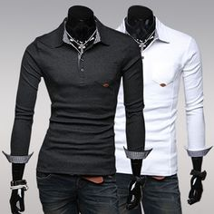 Slim Fit Checkered Trim Polo Shirt | Sneak Outfitters