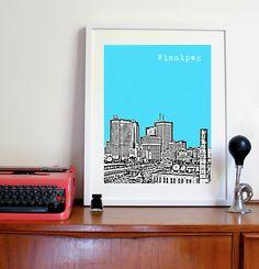 Skyline Doodle. I love doodles!