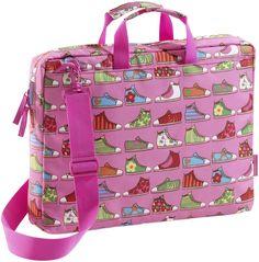 agatha ruiz de la prada pink leather designer handbag made in spain purse tote