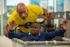 MOVIES: Central Intelligence - Review