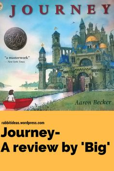 Book review- Journey by Aaron Becker