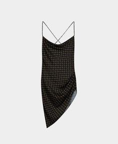 Black Monogram Remono Dress – Daily Paper Daily Papers, Monogram, Shopping, Black, Dresses, Vestidos, Black People, Monograms, Dress