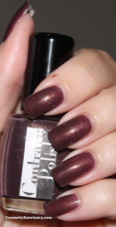 Contrary Polish - Gilded Oak