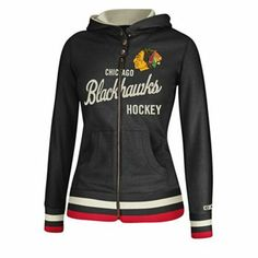 * adidas Chicago Blackhawks Hoodie - Women