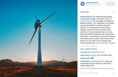 A brand image is not an ad and shouldn't feel like one, exemplified by this image of GE's unique wind turbine. Mojave Desert, Advertising, Ads, Target Audience, Content Marketing, Wind Turbine, Read More, Storytelling, Insight