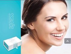 Instantly ageless. Amazing results.