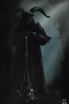 -The Nazgul Concept Art- - ThranduilThings