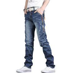 36.39$  Buy here - https://alitems.com/g/1e8d114494b01f4c715516525dc3e8/?i=5&ulp=https%3A%2F%2Fwww.aliexpress.com%2Fitem%2FNew-arrivals-Men-s-Jeans-pants-Fashion-Slim-Straight-Men-Denim-Jeans-trousers-free-shipping-JK13%2F698368245.html - New arrivals Men's Jeans pants fashion slim straight men denim jeans trousers free shipping JK13