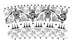 Maori armband | Tattoos | Pinterest