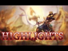 Week 3 Azir Highlights https://youtu.be/pSEQlr2yz8g #games #LeagueOfLegends #esports #lol #riot #Worlds #gaming