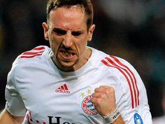 Frank Ribery: Bayern Munich/France
