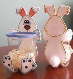 Conejo reciclado