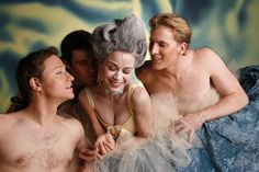 The Houston Ballet Takes Its Marie On The Road - Hair Balls