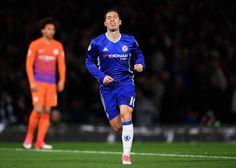 @Chelsea Eden #Hazard #PL #PremierLeague #CHEMCI #CFCvMCFC #CFCvCity #ChelseaFC #CFC #Chelsea #Blues #9ine