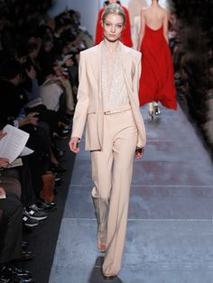 Runway inspiration.. make it work for the office?