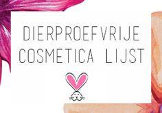 Welke cosmetica merken zijn echt dierproefvrij? Hier vind je een recente lijst van merken die - wereldwijd - echt dierproefvrij zijn.