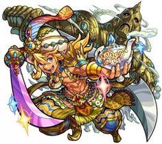 【モンスト】アラジン(獣神化)の最新評価!適正神殿とわくわくの実 - GameWith