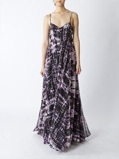 Religion Maxi Gown