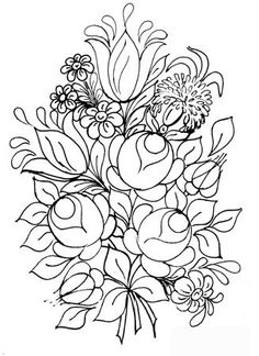 Dessins polychrome - maison de poupée - vitrines miniatures Embroidery Flowers Pattern, Hand Embroidery Stitches, Embroidery Art, Flower Patterns, Canal Boat Art, Rosemaling Pattern, Vitrine Miniature, Tole Painting Patterns, One Stroke Painting