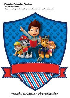 Fitness gift ideas [for beginners and freaks] Los Paw Patrol, Paw Patrol Cake, Paw Patrol Party, Paw Patrol Birthday, Escudo Paw Patrol, Imprimibles Paw Patrol, Diy Planner, Scrapbooking Diy, Cumple Paw Patrol