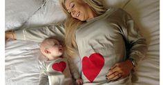 Etsy find of the day – matching mummy & baby pyjamas