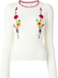 sweater embroidery designs - Pesquisa Google