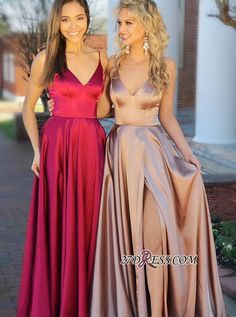 Sexy prom Dress,Cheap Prom Dress,Prom Dress Straps Red/Champagne Prom Dress, Long Prom Dress, Shop plus-sized prom dresses for curvy figures and plus-size party dresses. Ball gowns for prom in plus sizes and short plus-sized prom dresses for Straps Prom Dresses, Prom Dresses 2018, Long Prom Gowns, Cheap Prom Dresses, Satin Dresses, Sexy Dresses, Elegant Dresses, Satin Dress Prom, Long Dresses
