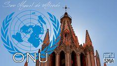 La ONU elige San Miguel de Allende para discutir temas sobre la protección de refugiados http://www.portalsma.mx/sma/index.php/noticias/2234-la-onu-elige-san-miguel-para-discutir-temas-sobre-la-proteccion-de-refugiados #SanMigueldeAllende #SMA