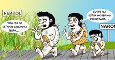 Humordesese: Prehistoria