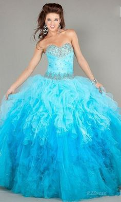 Shop long prom dresses and formal gowns for prom 2020 at PromGirl. Prom ball gowns, long evening dresses, mermaid prom dresses, long dresses for prom, and 2020 prom dresses. Blue Ball Gowns, Ball Gown Dresses, 15 Dresses, Evening Dresses, Pretty Quinceanera Dresses, Prom Dresses Jovani, Dress Prom, Dress Long, Sweet 16 Dresses