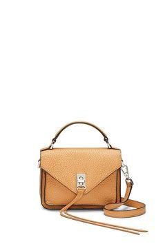 c75d570b6a0307 Mini Darren Messenger – Rebecca Minkoff   messenger bag, messenger bag for  women, messenger