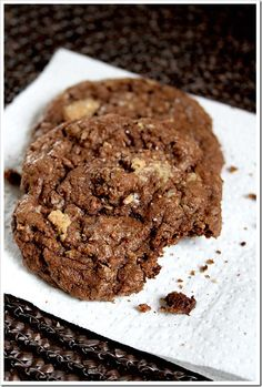 25 Days of Cookies - Coachs Oats Oatmeal Cookie Recipes, Oatmeal Recipes, Oatmeal Cookies, Salted Chocolate, Chocolate Peanut Butter, Peanut Butter Oatmeal, Yummy Food, Favorite Recipes, Sweets