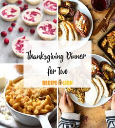 Thanksgiving dinner may be one of the most-anticipated holiday dinners all year. There are so many delicious food options, including roast turkey, green bean casserole, pumpkin bread, and much more! It's truly a day to be thankful and to enjoy a special and satisfying meal. Although many families cook very large meals for Thanksgiving, it's actually pretty easy to make a delicious Thanksgiving dinner for two. Instead of roasting an entire turkey, you can easily cook a turkey breast only. A…