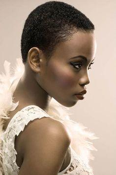 Short Celebrity Hairstyles for Black Women 2014