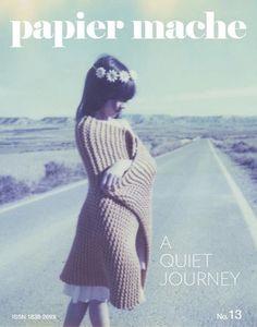 Amazing french photographer : Melanie Rodriguez  for Papier Mache Magazine