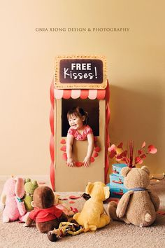 Be Inspired: Valentine Sessions and Kissing Booths » Confessions of a Prop Junkie