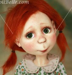 Marta by Connie Lowe. Faceup by Sally