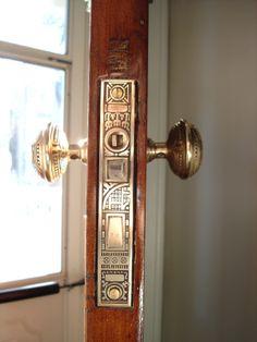 East lake door hardware
