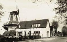 Molen Aan De Gouwsluisseweg - Oud Alphen