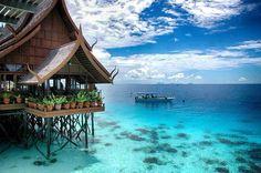 Isla Mabul, Malasia ;)