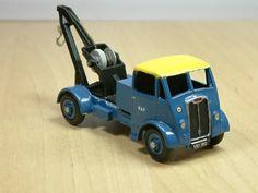 Dinky Guy 'Short Wheel Base' Code 3 RAF wrecker truck