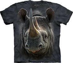 Rinoceronte negro. #3502
