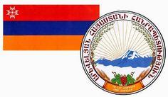 Artistas en Armenia debaten de nuevo sobre si el Estado necesita para cambiar su escudo de armas e himno nacional. Algunos afirman que los símbolos nacionales actuales no están en consonancia con el espíritu de la nación y su rico pasado histórico.