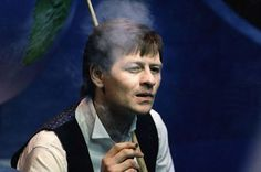 Alex Higgins - Snooker Legend  N.Ireland