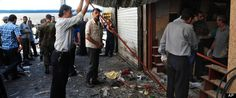 Suicide Bombs Hit Damascus
