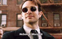 """Matt : """"Nelson & Murdock, avocados at law."""" - Daredevil Netflix"""