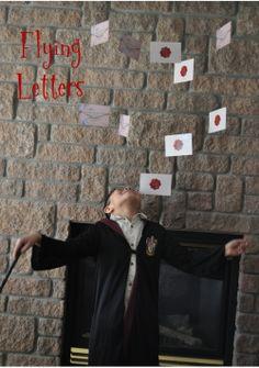 A Magical Harry Potter Birthday Party! | Alison's Wonder Scraporium