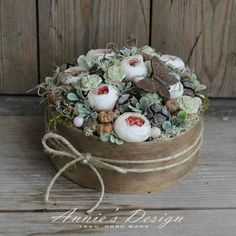 Dried Flower Bouquet, Dried Flowers, Easter Flowers, Fall Deco, How To Preserve Flowers, Easter Table, Nature Decor, Flower Boxes, Rustic Christmas